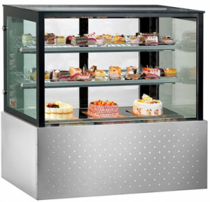 Belleview SGFA 2XB Models Cake Sandwich Display