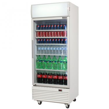 commercial refrigerator for drinks