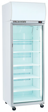 Skope SK650 Single Door Fridge
