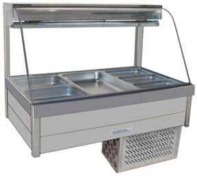 Roband Refrigerated Countertops