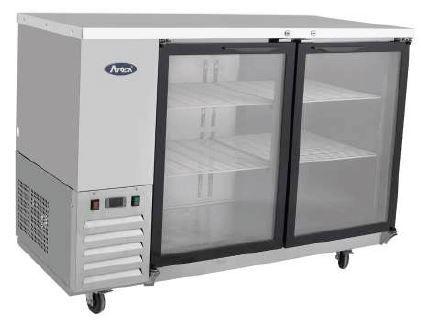 backbar freezer